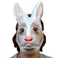 Plastic Rabbit Mask