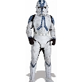 Clone Trooper Dlx Costume Child Medium (5-7yo)