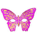 Glitter Purple Butterfly