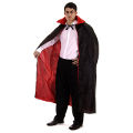 Adult Reversible Cape Black/Red