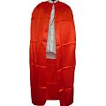 Adult Red Satin Cape Adult 150cm