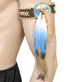 Indian Armband - Blue (Pack of 1)