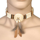 Bone Indian Choker