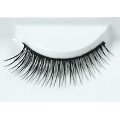 Black Plain Criss Cross Eyelashes