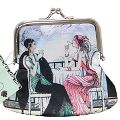 Deco Coin Purse A
