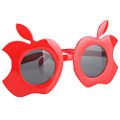 Apple Red Sunglasses