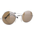 Brown Hippie Sunglasses