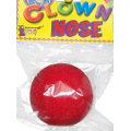 Jumbo Sponge Clown Nose