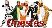 Animal and Cartoon Onesies