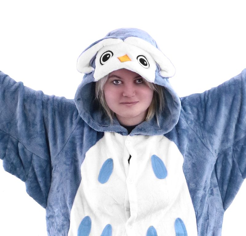 Owl Animal Onesie