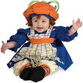 Girl Ragamuffin Baby Costume