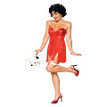 Secret Wishes Betty Boop Adult Costume