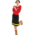 Olive Oyl Adult Costume (Large)