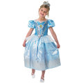 Cinderella Glitter Child Costume