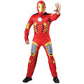 Iron Man Adult Muscle Chest Costume