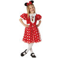 Minnie Mouse Red Glitz Child Costume