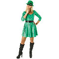 Miss Riddler Adult Costume (X-small/Teen)