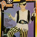 7 Seas Pirate Child Costume Large (9-12yo)
