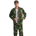 Camo Jacket Adult Costume (Medium)