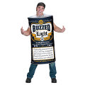 Beer Can Buzzed Light Adult Costume (One size)