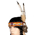 Indian beaded Headband