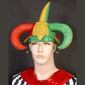 Sequined Jester Hat