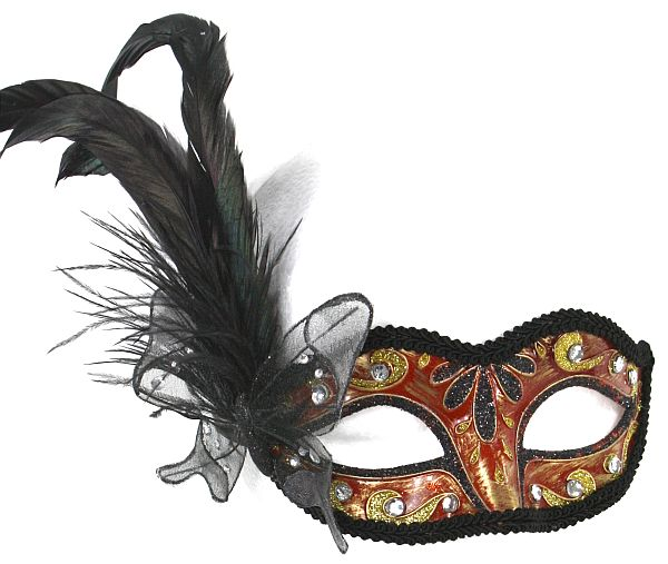 Amber's Butterfly Mask - Click Image to Close