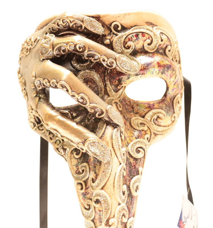 Handsome Scaramouche Mask