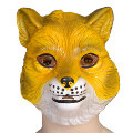 Fox Plastic Mask