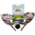 Zebra Wacky Dress Up