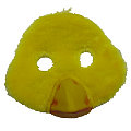 Chicken Plush Mask
