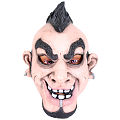 Punk Rocker 3/4 Latex Mask
