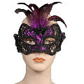 Glorianna Purple Mask