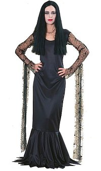 Morticia Adult Costume