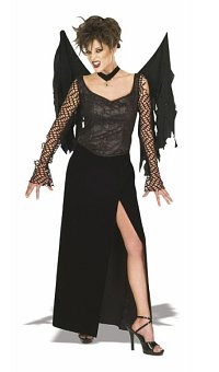 Kiss of Darkness Adult Costume (X-Small)