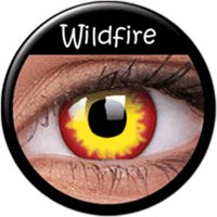 Wild Fire Contact Lenses