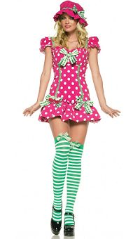 Raspberry Girl Adult Costume (Small)