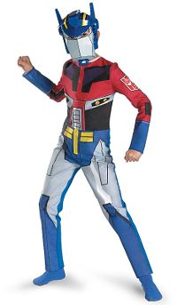 Optimus Prime Child Costume Small (3-4yo)