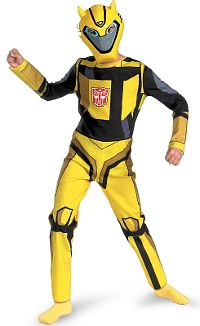 Bumblebee Transformers Child Costume Small (3-4yo)