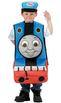 Thomas The Tank Engine Child Costume