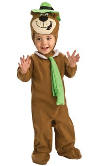 Yogi Bear Infant Costume
