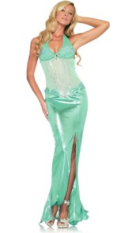 Fantasy Mermaid Adult Costume (Small)