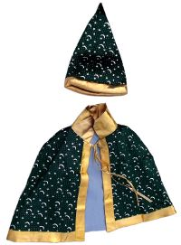 Wizard Baby/Toddler Costume - Green
