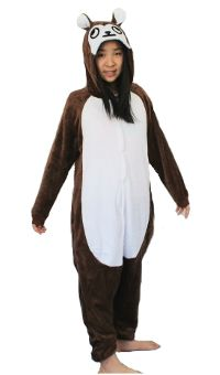 Monkey Animal Kids 125cm Bodysuit Costume