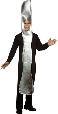 Knife Adult Costume (One Size)