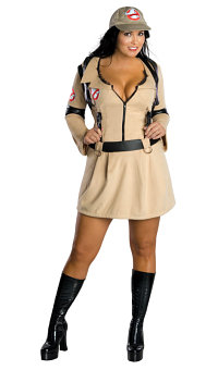 Secret Wishes Ghostbuster Plus Size Costume