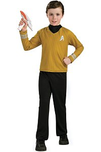 Captain Kirk - Child Costume Small (3-4yo)