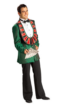 High Roller Costume (Large)