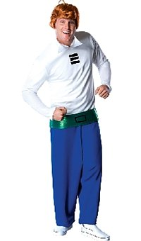 George Jetson Adult Costume (X-Large)