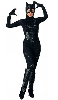 Catwoman Adult Costume (Medium)
